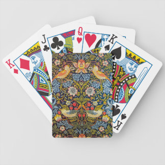 Strawberry Thieves Playing Cards