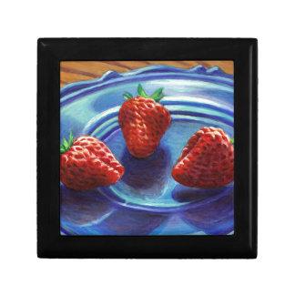 Strawberry Trio Gift Box
