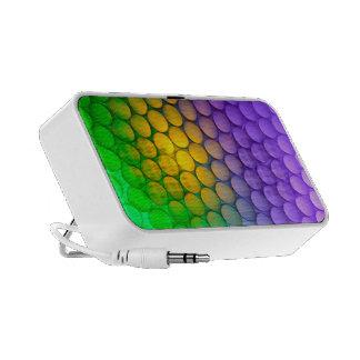 Straws of the Rainbow - iPod/iPhone/MP3 Speakers