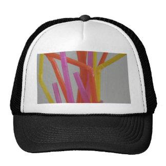 Straws party cap