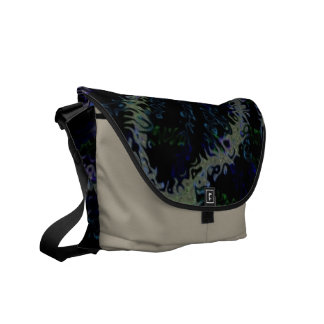Stray Abstract Courier Bag