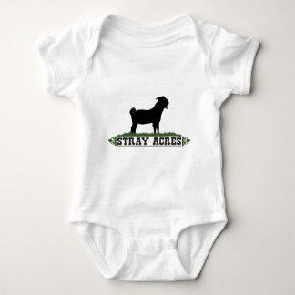 STRAY-ACRES BABY BODYSUIT