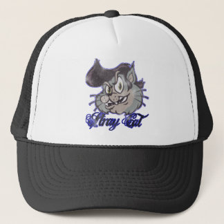 Stray Cat's Cool Kat Trucker Hat