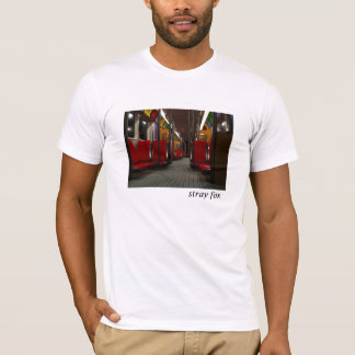 Stray Fox - Subway T-Shirt