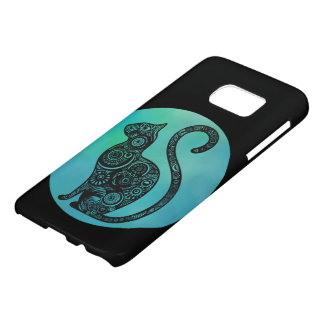 Stray the Cat {Sumsung Galaxy 7 Case}