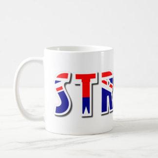 Straya Aussie Flag Coffee Mug