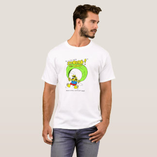 Streak! the Tenrec T-Shirt - Streak - Leaf Gliding