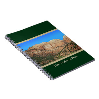Streaked Wall and the Beehives Spiral Note Book