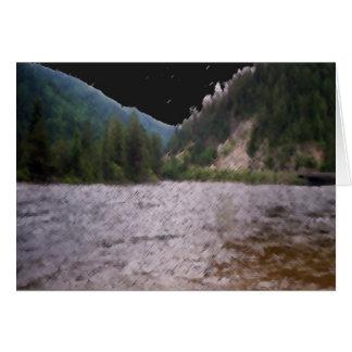 Stream Bridge Card