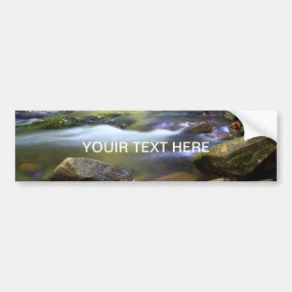 stream bumper sticker