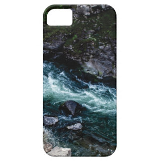 stream of emerald waters barely there iPhone 5 case