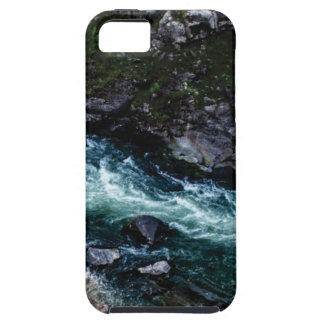 stream of emerald waters iPhone 5 cover