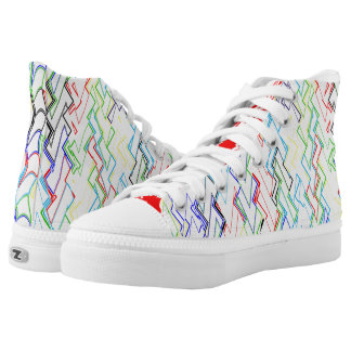 Streamers High Tops