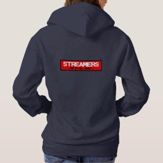 Streamers Women's Hooded Sweatshirt