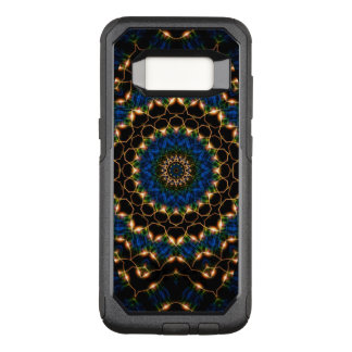 Streams of Light Mandala OtterBox Commuter Samsung Galaxy S8 Case