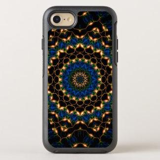 Streams of Light Mandala OtterBox Symmetry iPhone 8/7 Case