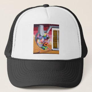 street art 7 trucker hat
