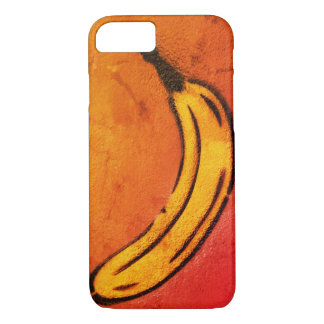 Street Art Banana iPhone 8/7 Case