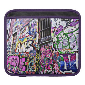 Street Art iPad pad Horizontal Sleeves For iPads