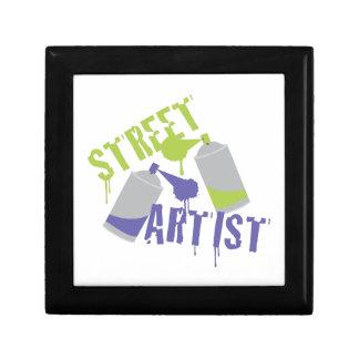 Street Artist Gift Box