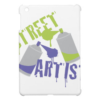 Street Artist iPad Mini Cover
