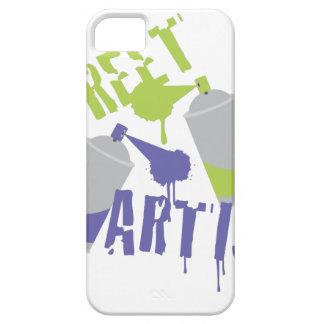 Street Artist iPhone 5 Cases