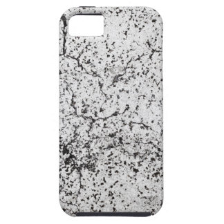 Street asphalt cracks texture tough iPhone 5 case