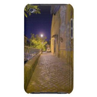Street at night in Rome, Italy 2 Barely There iPod Covers