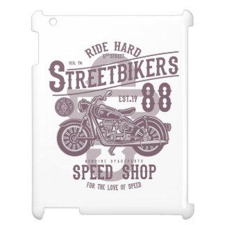 Street Bikers IPAD/IPAD MINI, IPAD AIR CASE Cover For The iPad
