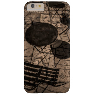 street cafe abstract barely there iPhone 6 plus case