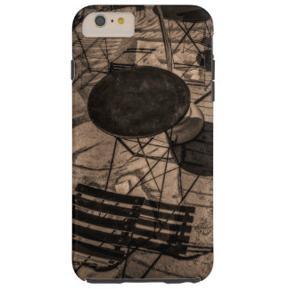 street cafe abstract tough iPhone 6 plus case