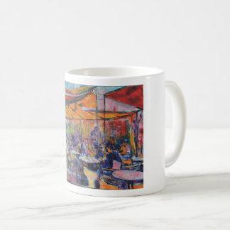 Street cafe - secrets series coffee mug