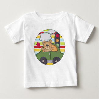 Street Car Bear Baby T-Shirt