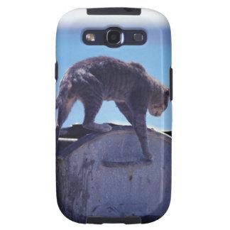 street cat galaxy SIII cases