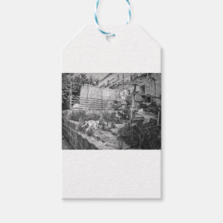 street cat gift tags