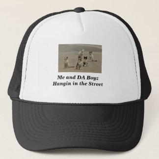 Street cats trucker hat