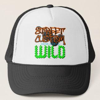 STREET CUSTOM MILD TO WILD TRUCKER HAT