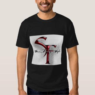 Street Fantasy Styles Black T-Shirt