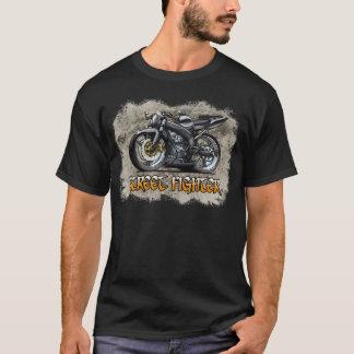Street_Fighter_Black T-Shirt