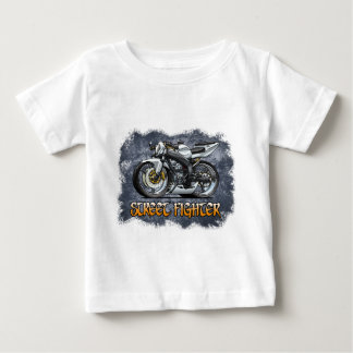 Street_Fighter_White Baby T-Shirt
