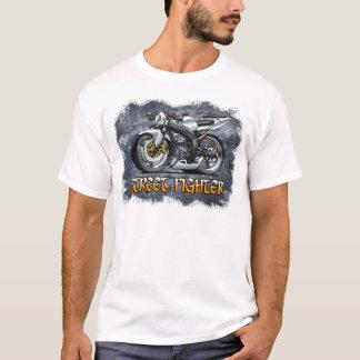 Street_Fighter_White T-Shirt