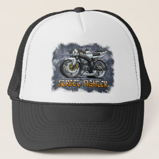 Street_Fighter_White Trucker Hat