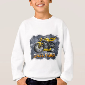 Street_Fighter_Yellow Sweatshirt