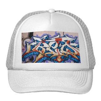 Street Graffiti Art Mesh Hats