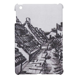 Street in Saintes-Maries by Vincent van Gogh Cover For The iPad Mini