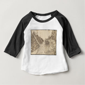 Street in Saintes-Maries-de-la-Mer Baby T-Shirt