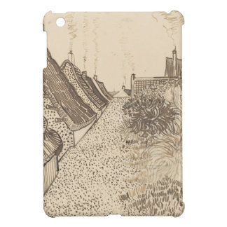 Street in Saintes-Maries-de-la-Mer iPad Mini Cover