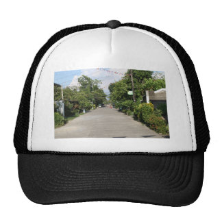 Street in the Visayas Mesh Hats