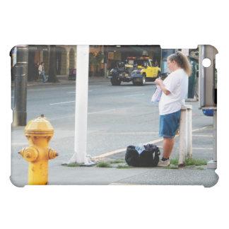 Street Knitter iPad Mini Covers
