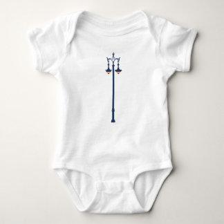Street Lantern Baby Bodysuit